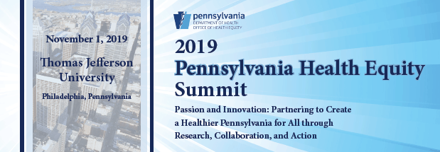 2019 Health Equity Summit