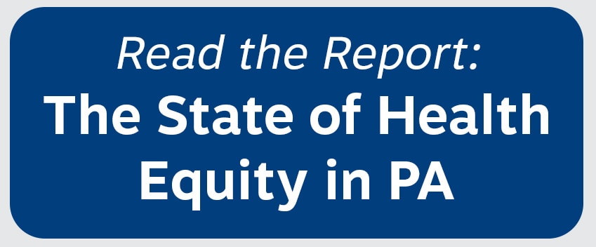 Healthy equity report button