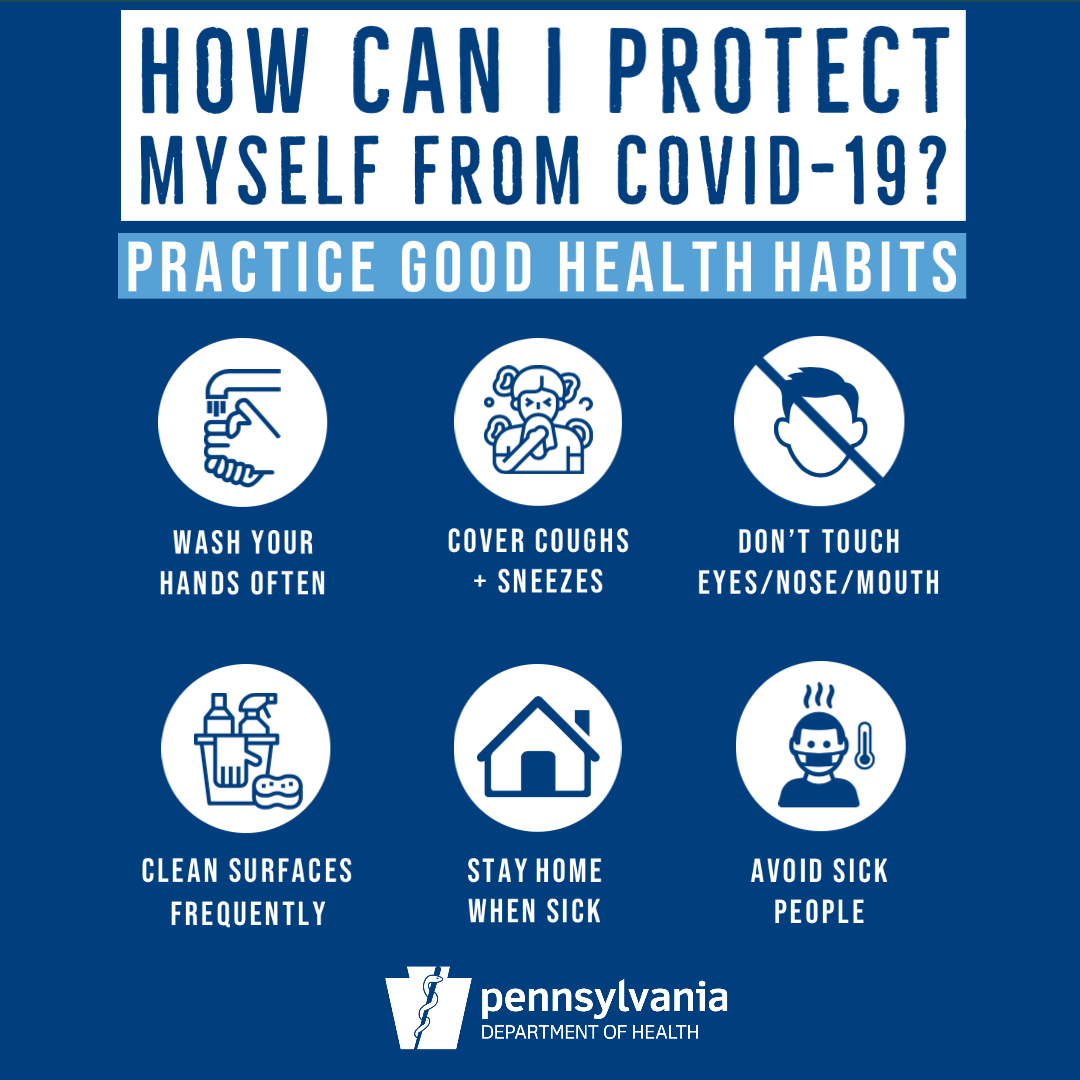 Tips to protect from COVID-19