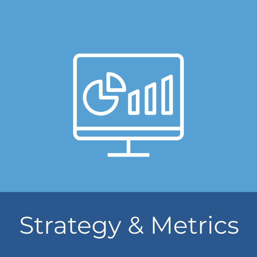 Strategy and metrics